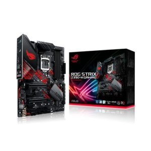 ASUS 1151 ROG STRIX Z390-H GAMING Carte