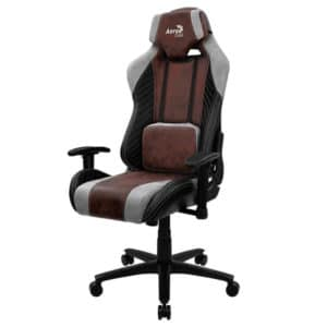 AeroCool BARON chaise gamer rouge
