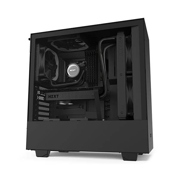 NZXT H510 Tempered Glass Mid Tower Boitier PC GAMER