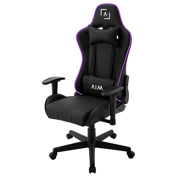 aim chaise e-sport rgb