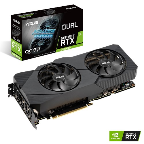 ASUS GeForce RTX 2080 SUPER DUAL
